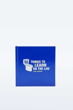 52 Things to Learn on the Loo - Urban Outfitters