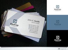 Create the next logo for KaufCap Investments, Ltd. by Kaelgrafi
