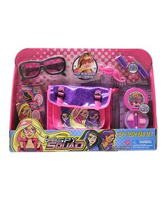 Loving this Barbie Spy Squad Set on #zulily! #zulilyfinds