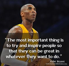 You can still put the pieces of your life together and start anew. Inspirational Quotes On Self-Discipline. Read these amazing Quotes On Self Discipline. Kobe Quotes, Kobe Bryant Quotes, Kobe Bryant Birthday, Motivational Phrases, Inspirational Quotes, Kobe Bryant Shirt, Athlete Quotes, Kobe Bryant Family, Kobe Bryant Pictures