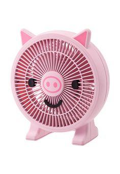 PINK Pig Fan....