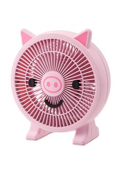 Cerdo ventilador para los calores.