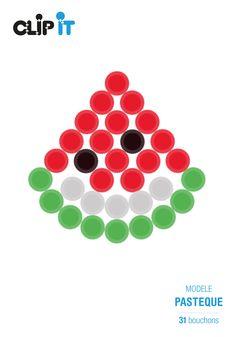 Pastèque Clip it - Clip it Watermelon