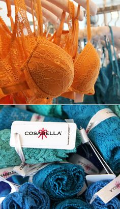 Cosabella | 50% off lingerie and delicates starting at $25 (Miami) | Photos: Jipsy for DailyCandy Miami Photos, Different Styles, 50th, Lingerie, Candy, My Style, Pretty, How To Wear, Fashion