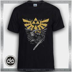 Buy Tshirt Zelda Warriors Legends Tshirt Kids Youth and Adult Tshirt Custom