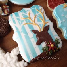 Oh Deer...   Cookie Connection