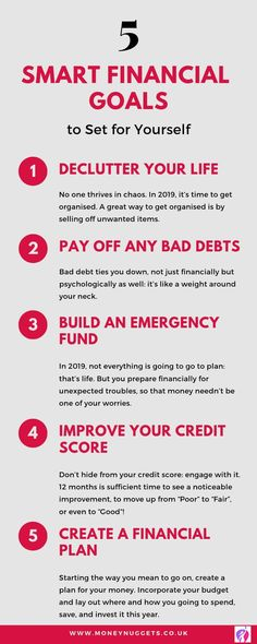 5 financial goals ideas you can actually stick to in Make this year count by committing to some these money goals. financial planning 15 Smart Financial Goals to Set for Yourself in 2019 Ways To Save Money, Money Tips, Money Saving Tips, Money Budget, Saving Ideas, Planning Excel, Planning Budget, New Year Planning, Budgeting Finances