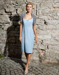 Frühling/Sommer 2020 Gössl Casual, Dresses, Fashion, Vestidos, Modeling, Dirndl Blouse, Slip Dresses, Silk, Summer