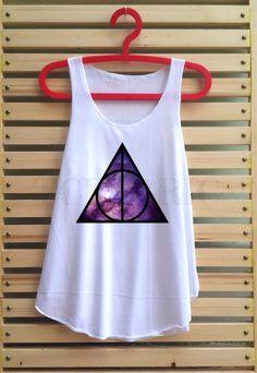 Heiligtümer Eggen Galaxie Shirt Harry Potter Shirt von TCFABRIC, $14.99