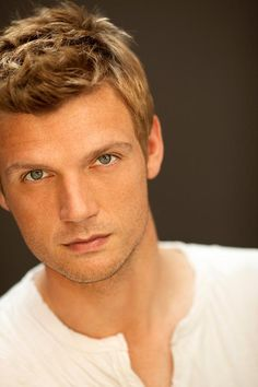Nick Carter...he's still hot and I'm not usually into blondes! He's grown up and a little more sophisticated; both of which I'm excited about!