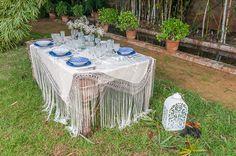 Flamenco wedding table. Boda flamenca. Bodas de Renata.