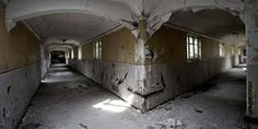 Athens Lunatic Asylum, Ohio. One of the most haunted places in the US.                                                                                                                                                      More