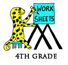 Free 4th Grade Math Worksheets Picture-Why haven't I been told about this site?  Great materials by grade level.