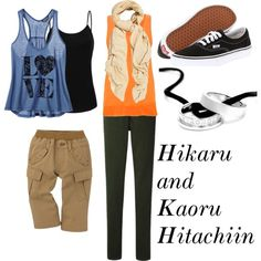 """Hitachiin Twins"" by winterlake25 on Polyvore"