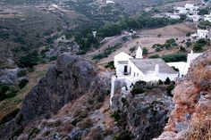 Kythira Greeks, Natural Beauty, Waterfall, Island, Mansions, Country, House Styles, Beach, Nature