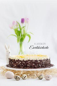 Egg Liqueur Cake • Eierlikörtorte