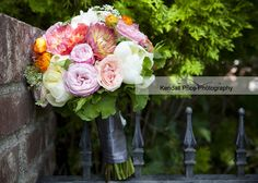 Reno Wedding Photography | Bridal Bouquet