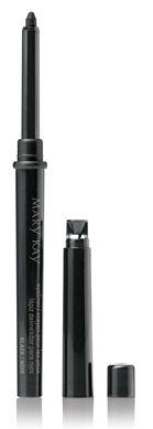 Lápis Retrátil para os Olhos Mary Kay® Conta com uma fórmula ultra cremosa, que desliza facilmente na hora da aplicação, perfeito para criar uma infinidade de looks. É à prova d'água e possui um apontador exclusivo.