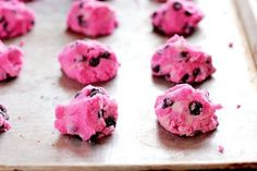 Making Pink Cookies for National Breast Cancer Awareness Month