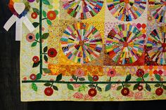 Quilt Show - ribbon winners