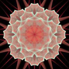 Mandala: 'Floating-on-Air'
