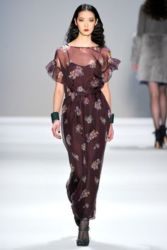 Rebecca Taylor - Fall 2011 Ready-to-Wear - Look 14 of 41