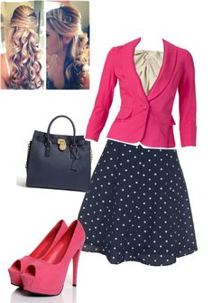 """cute Sunday option/ general conference"" by living4purpose ❤ liked on Polyvore"