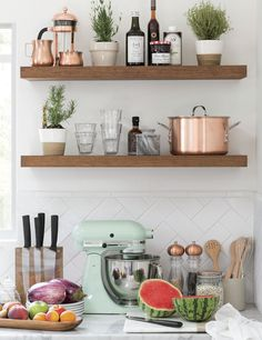 KitchenAid ® Artisan Pistachio Stand Mixer | Crate and Barrel
