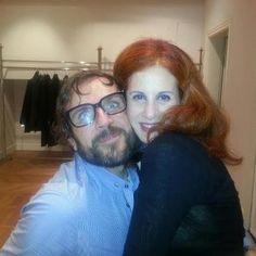 Rossana Diana - the RedHead e Andreas Kronthaler