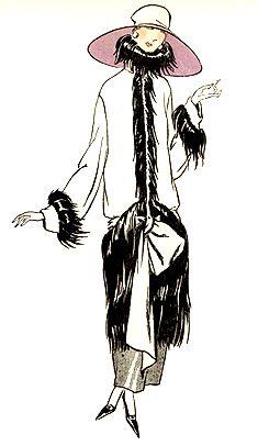 10-11-11  1920s Fashion  Gazette du Bon Ton, 1922