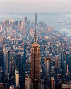 One World Trade Center, Trade Centre, New York Life, Empire State Building, First World, Travel, Viajes, Traveling, Trips