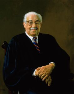 Thurgood Marshall was an Associate Justice of the U.S. Supreme Court from 1967 until 1991. He was the Court's 96th justice and its 1st African-American justice. Before becoming a judge, Marshall was a lawyer who was best known for his high success rate in arguing before the Supreme Court & for the victory in Brown v. Board of Education. He argued more cases before the United States Supreme Court than anyone else in history. Pres. Johnson nominated him to the Supreme Court in 1967.