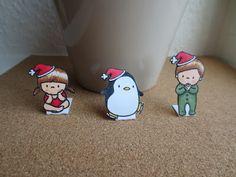 Picturing The World: Mini juletræspynt og kravlenisser