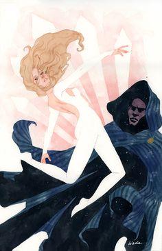 Kevin Wada: Cloak and Dagger