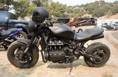 Goldwing Streetfighter's - Page 2 - Custom Fighters - Custom Streetfighter Motorcycle Forum