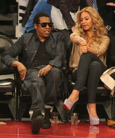 Black love at a game