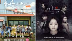 Because It's the First Time e The Village, novos dramas de outubro