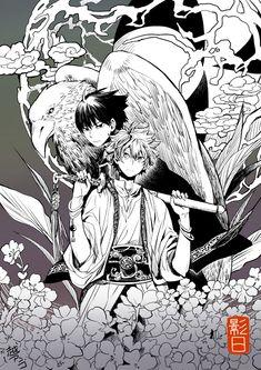 2 swordsmen of the east | Kageyama Tobio and Hinata Shouyou | Haikyuu