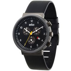 BN0035 Classic Watch Black