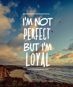 And even after the friendship ends I continue to be loyal. You can tell a lot about a person by what they say about someone once the relationship is over!