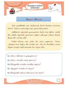 Learn Turkish, Primary School, Education, Learning, Upper Elementary, Studying, Teaching, Onderwijs, Elementary Schools