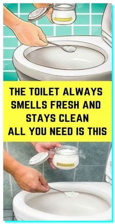 Bathroom Cleaning Hacks, Household Cleaning Tips, Toilet Cleaning, Household Cleaners, Cleaning Recipes, House Cleaning Tips, Deep Cleaning, Cleaning Toilets, Cleaning Supplies