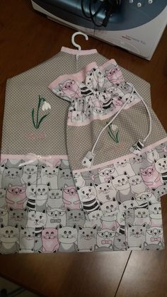 ovis zsák Smoothie, Apron, Sewing, Fashion, Smoothies, Pinafore Dress, Moda, Shake, Needlework