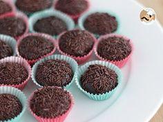 Brigadeiros // Une confiserie brésilienne chocolatée qui va vous rendre accro…