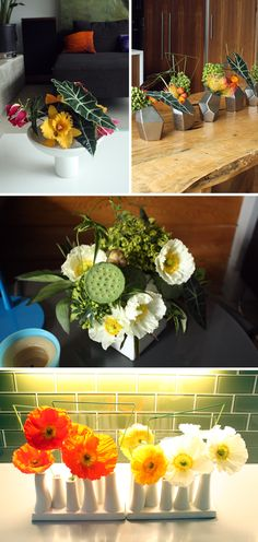 crosspollination: flowers for the modern home