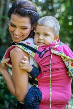 NANA WEAR x Maraya baby carrier-pink-bird – NANA wear Pink Bird, Children, Baby, How To Wear, Collection, Fashion, Young Children, Moda, Boys