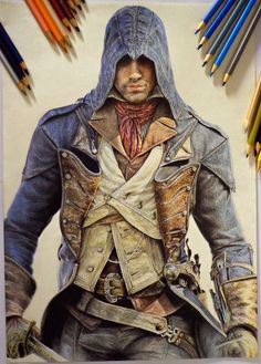 Arno Victor Dorian - some people just have ridiculous talent!