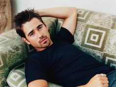 """I'm in no hurry to get anywhere. I don't have any plans. I don't have a map. If you did in this business, you'd destroy yourself."" — Colin Farrell"
