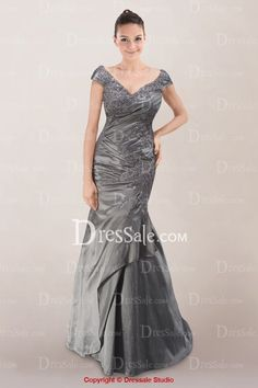 Splendid Sheath Mother of the Bride Dress with Exquisite Appliques