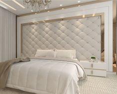 Modern Luxury Bedroom, Luxury Bedroom Design, Master Bedroom Interior, Modern Master Bedroom, Room Design Bedroom, Bedroom Furniture Design, Home Room Design, Luxurious Bedrooms, Indian Bedroom Decor